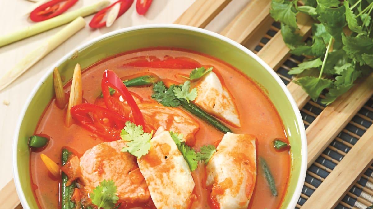Tailandietiška žuvienė