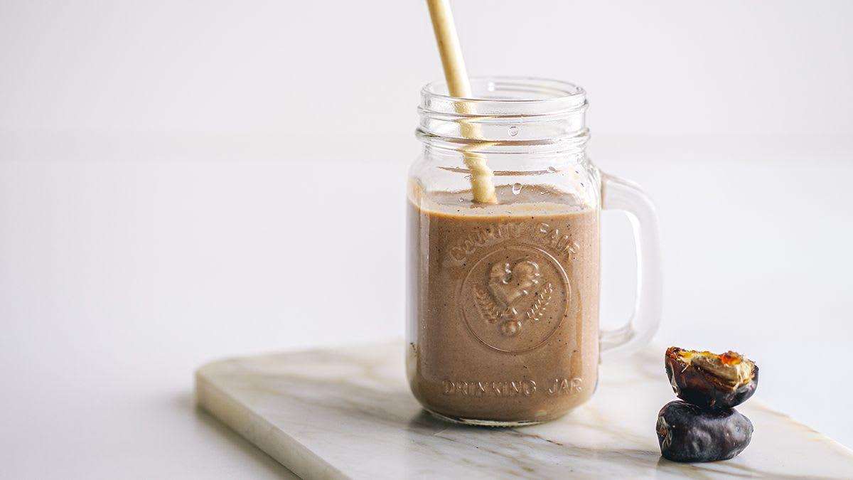 Vegāniskais kakao smūtijs