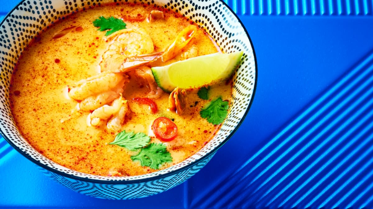 Tailandietiška sriuba TOM YUM