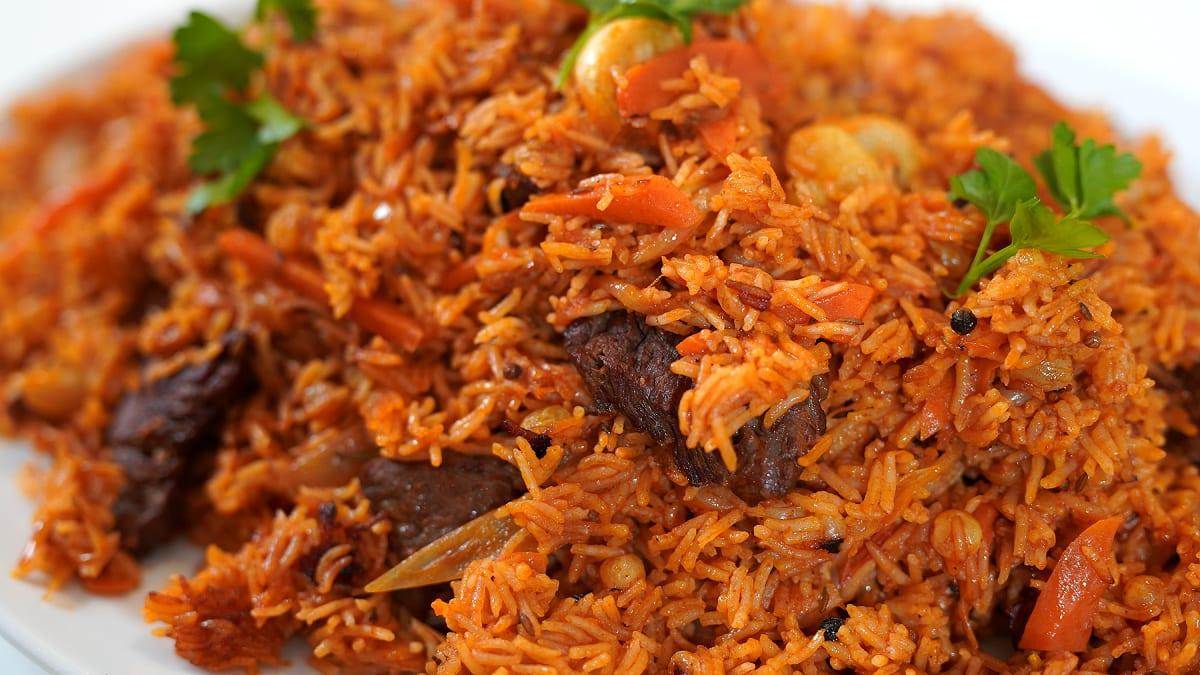 Rīsu plovs