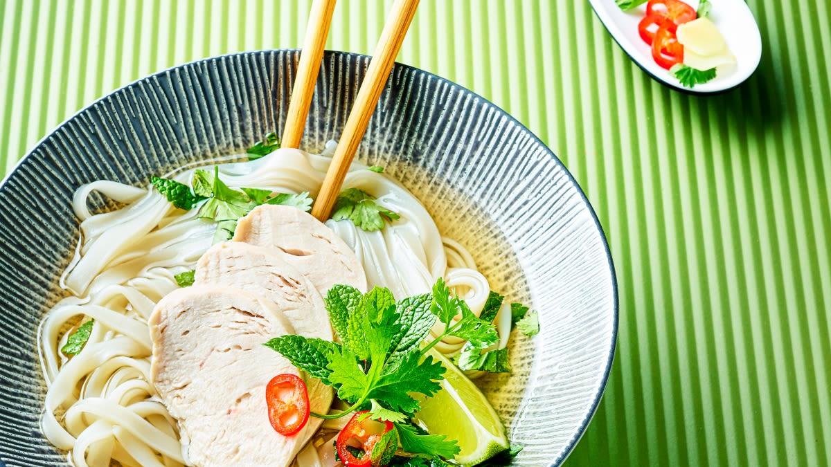 Vietnamietiška PHO GA sriuba