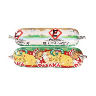 Virtam paštetui KREKENAVOS, 150 g (2 rūšys)