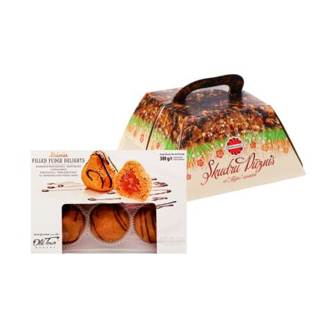 Tortams ir pyragamas LAIMA, 300–950 g (4 rūšys)