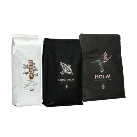 Maltai kavai ir kavos pupelėms VERO CAFFE