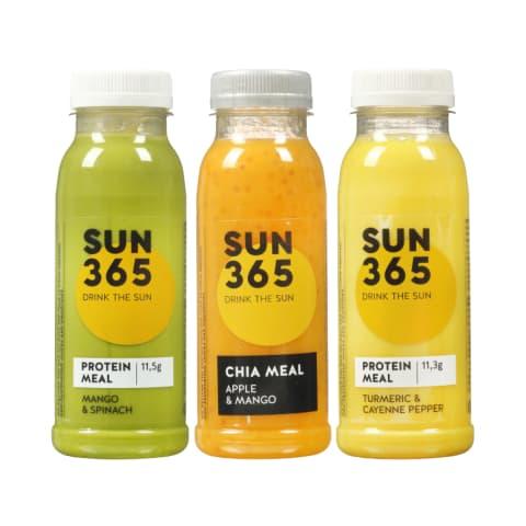 Sultims SUN365, 60–500 ml (17 rūšių)