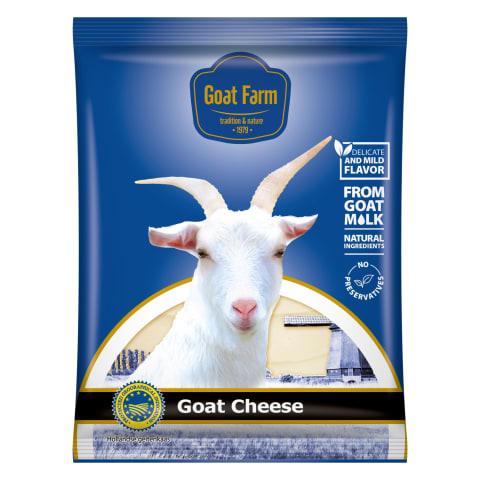 Olandiškas ožkos pieno sūris, 50% rieb., 100 g