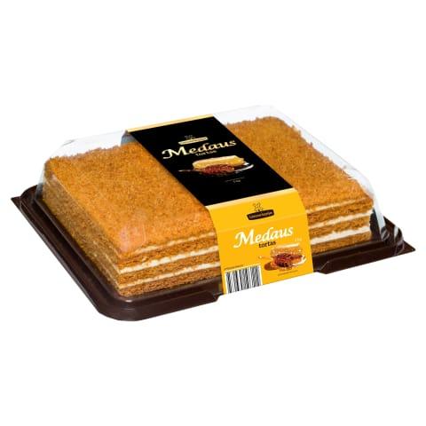 Medaus pyragas LIETUVOS KEPĖJAS, 1 kg