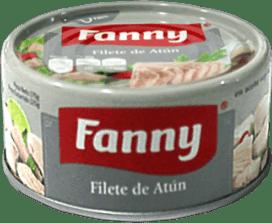 FANNY FILETE ATUN ACEIT VEG.48X170G