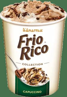 Frio Rico Capuccino 3x1L