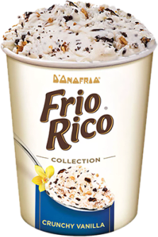 Frio Rico Crunchy Vainilla