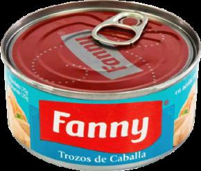 FANNY  TROZO CABALLA   AC-VEG 48X170G