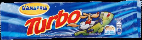 Turbo Max Naranja y Fresa