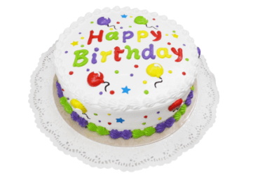 Torta Mini Happy Birthday
