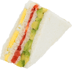 Sandwich Triple (blanco)