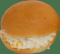 Sandwich de Pollo con Durazno (petit pan)