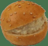 Sandwich de Pollo (petit pan)