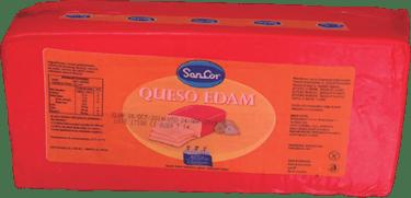 Queso Edam Sancor
