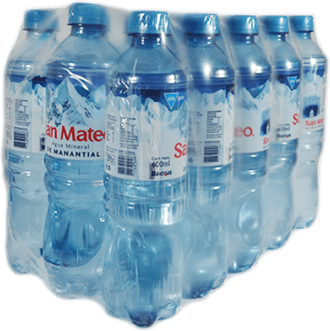 Agua San Mateo sin gas 600ml