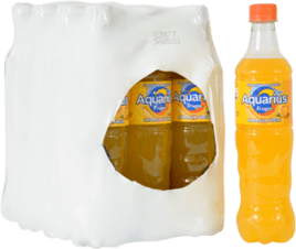 Aquarius Naranja 12x500ml