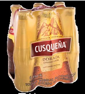 Cerveza Cusqueña 330ml
