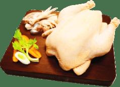 Pollo c/m c3 granel x2kg aprox.
