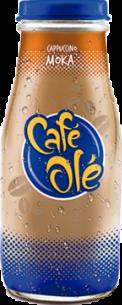 Cappuccino Moka Café Olé