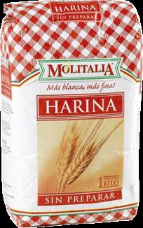 HARINA S- PREPARAR 6X1KG