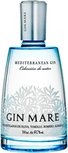 Gin Mare Mediterranean Botella de 750ml
