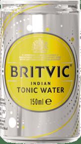 Agua Tónica Britvic en lata
