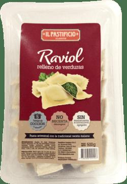 Raviol Verdura