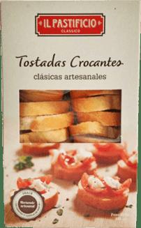 IL Pastificio tostadas naturales