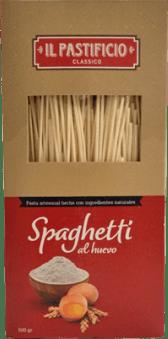 Spaguetti al huevo