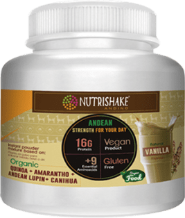 Meal replacement Nutrishake | vainilla