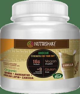 Meal replacement Nutrishake | vainilla