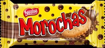 MOROCHAS Galleta 18(8x30g) PE