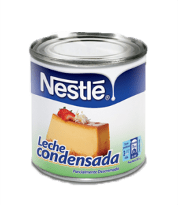 Nestlé Leche condensada en lata 397