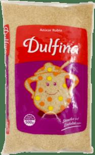 Azúcar rubia Dulfina paquete 20x500g