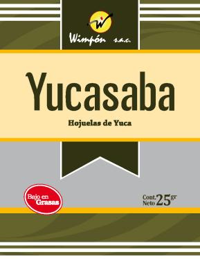 Hojuelas de yuca Yucasaba Ajonjolí 25g