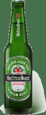 Cerveza Heineken botella 330 ml
