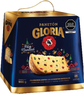 PANETON GLORIA 900GR EN CAJA