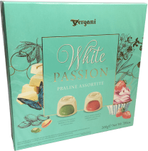 Chocolate Vergani White Passion