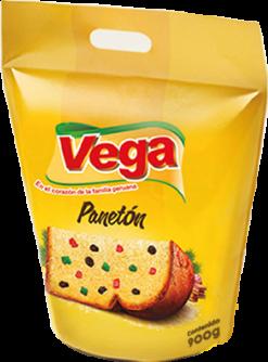 Panetón en Bolsa Vega