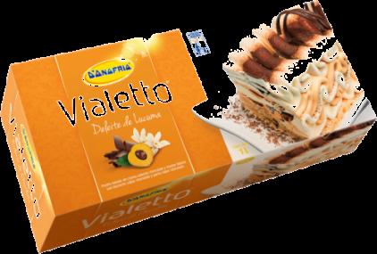Vialetto Vainilla y Lúcuma