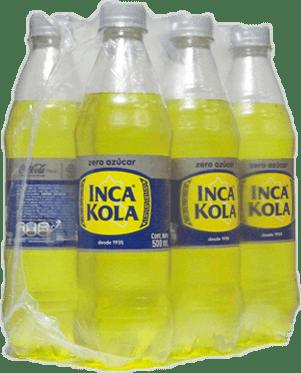 Inca Kola Zero 12x450ml