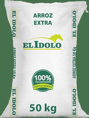 Arroz Extra Verde granel El Idolo