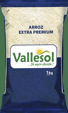 Arroz Extra Premium Vallesol 15x1kg