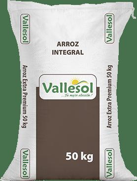 Arroz Integral granel Vallesol