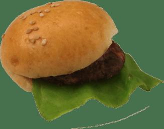Sandwich de Hamburguesitas
