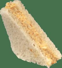 Sandwich de Huevo con Tocino