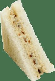 Sandwich Waldorf (miga)